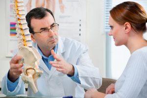 на приеме у ревматолога