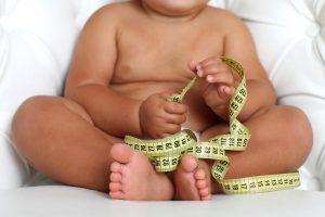 ребенок с избыточным весом
