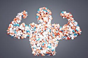 прием стероидов и предварительный контроль