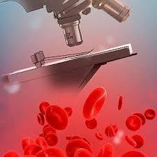 изучение крови под микроскопом