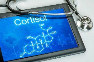 формула гормона кортизона