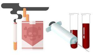 можно ли курить перед анализом крови