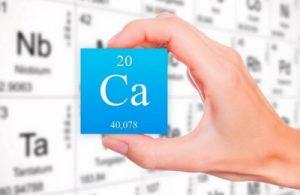 кальций в системе элементов