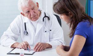врач объясняет какие анализы сдают при подагре