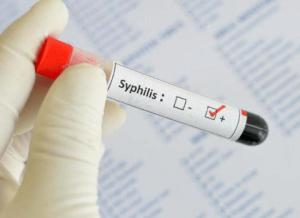 кровь для анализа на сифилис