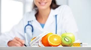 на приеме у диетолога